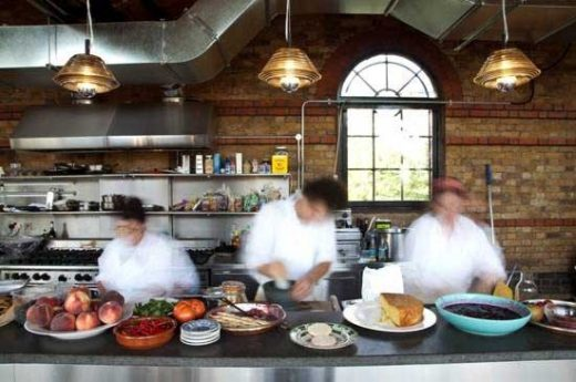 The Dock Kitchen Ladbroke Grove Restaurant London