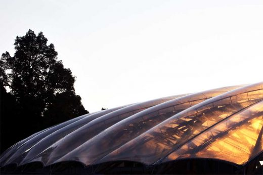 New Waitomo Glowworm Caves Visitors Center Building Globalized Architecture