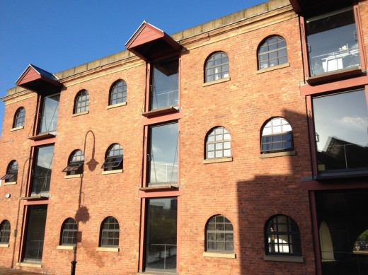 Castlefield Building Manchester