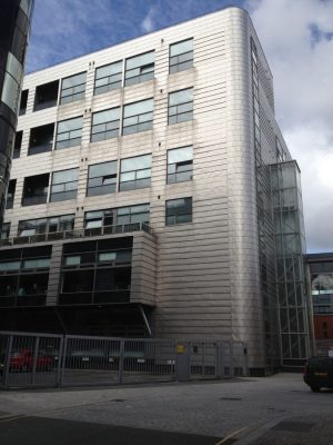 Manchester Ancoats Building