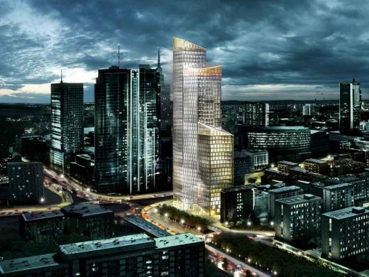 Office Tower in Warsaw