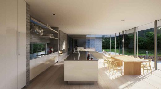 Contemporary Residential Building in Suffolk