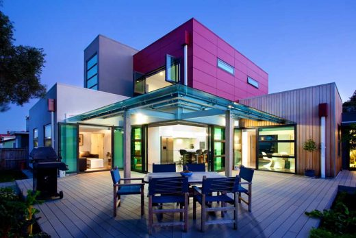 Wallin House : New Plymouth Residence