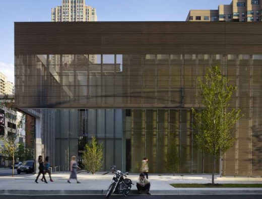 Poetry Foundation Chicago building by John Ronan Architects