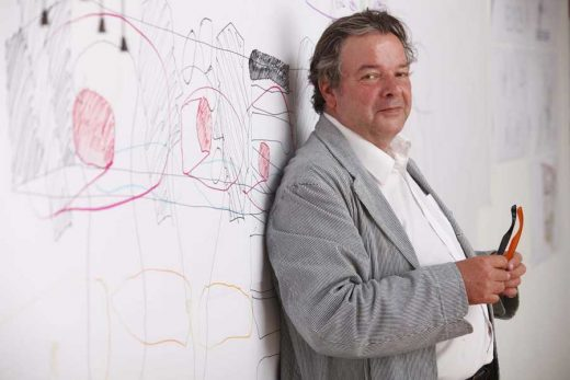 British architect Will Alsop