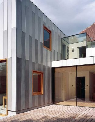 Chiswick Property Extension, House in West London