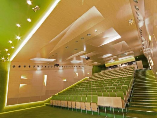 Silesian University of Technology Lecture Halls
