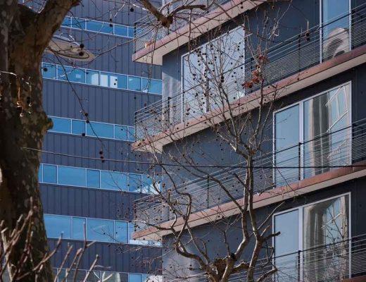 70°SUD Boulogne-Billancourt Paris flats