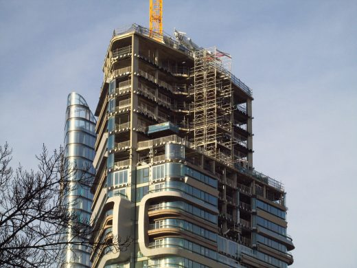 Canaletto Tower 257 City Road London