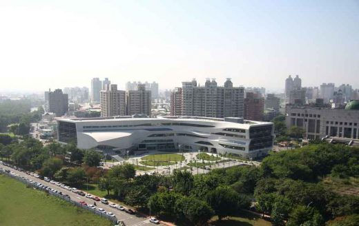 National Library of Public Information - NLPI Taichung