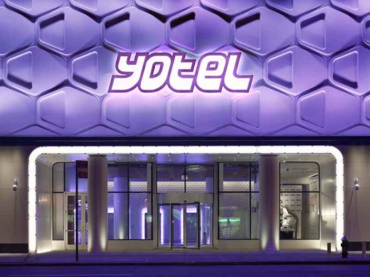 YOTEL New York Times Square - American Hotel Buildings