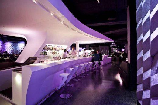 Albertina Passage Vienna Dinner Club Interior