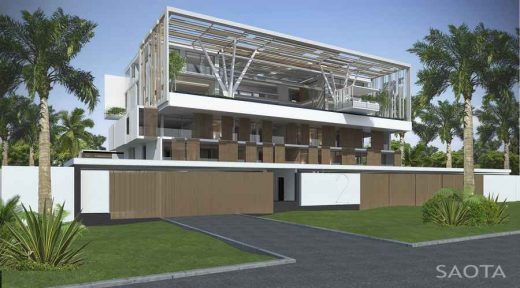 N Tunde 2 Lagos building design by SAOTA