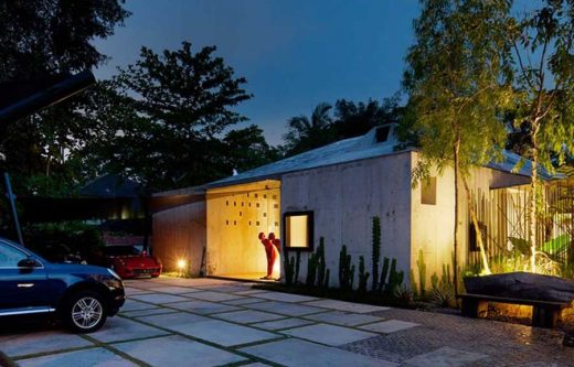 New House in Singapore Leedon Park property