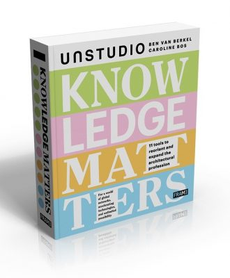 Knowledge Matters Book by UNStudio