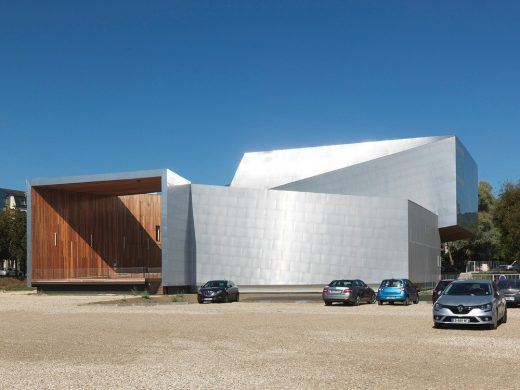 Modern Music Center Evreux