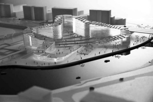 Tampere Waterfront Buildings design by BIG Architects