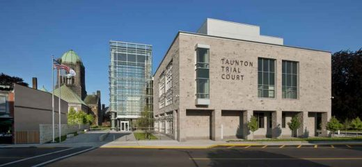 Taunton Trial Court US District Courthouse Massachusetts