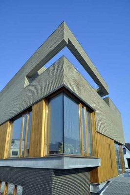 SPLIT _ VIEW, Mierlo - Hout house, The Netherlands by UArchitects