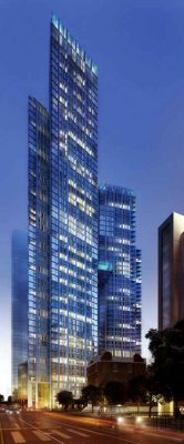 One Nine Elms Project Towers