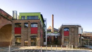 The Toffee Factory, Ouseburn building