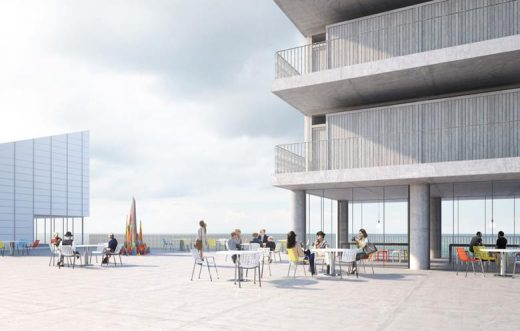 Turner Rooms Margate building expansion proposal