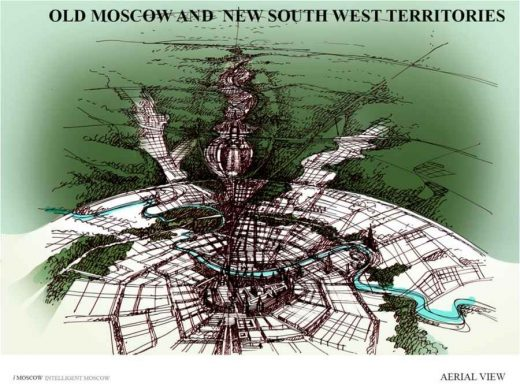 Bolshoi Moscow Competition, New Town