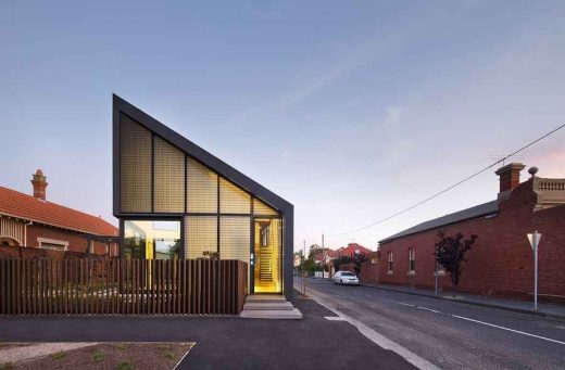 Harold Street Residence, Middle Park property - New House Designs