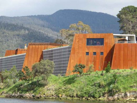 Museum of Old and New Art in Hobart