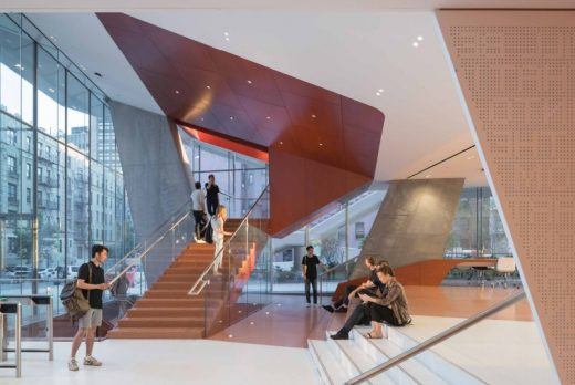 The Roy and Diana Vagelos Education Center New York