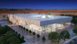 National Museum of Afghanistan Kabul design by THEEAE