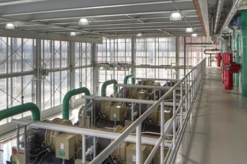 OSU East Regional Chilled Water Plant