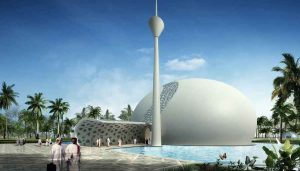 VIP Palace Complex Qatar : New Architecture in Doha