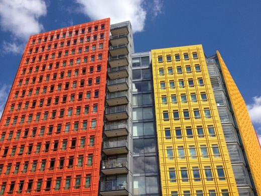 Central St Giles building in London