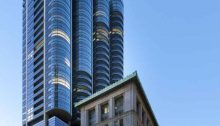 Jameson House Vancouver Tower Building Fire Safety Design