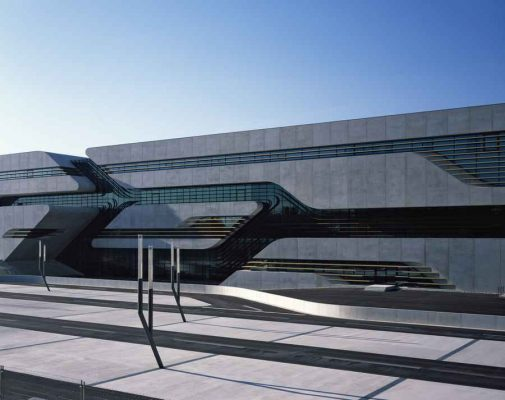 Pierres Vives Building Montpellier Zaha Hadid Architects