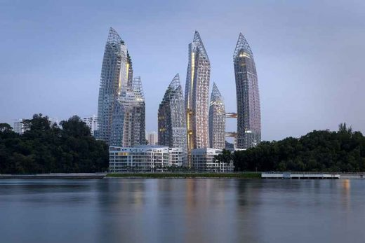 Reflections at Keppel Bay Singapore Towers