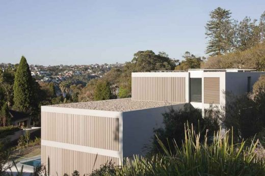 Boustred House - Residence in Mosman