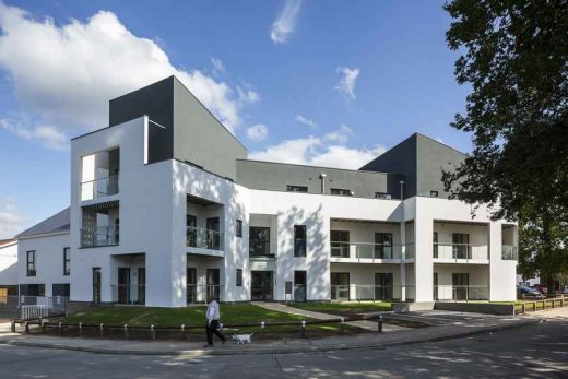 Boxtree Housing North Harrow property development