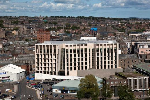 Dundee House civic offices building