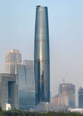 Guangzhou International Finance Centre Building