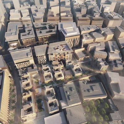 Msheireb Heart of Doha: Qatar Masterplan design