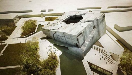 National Museum of Afghanistan, Kabul building design