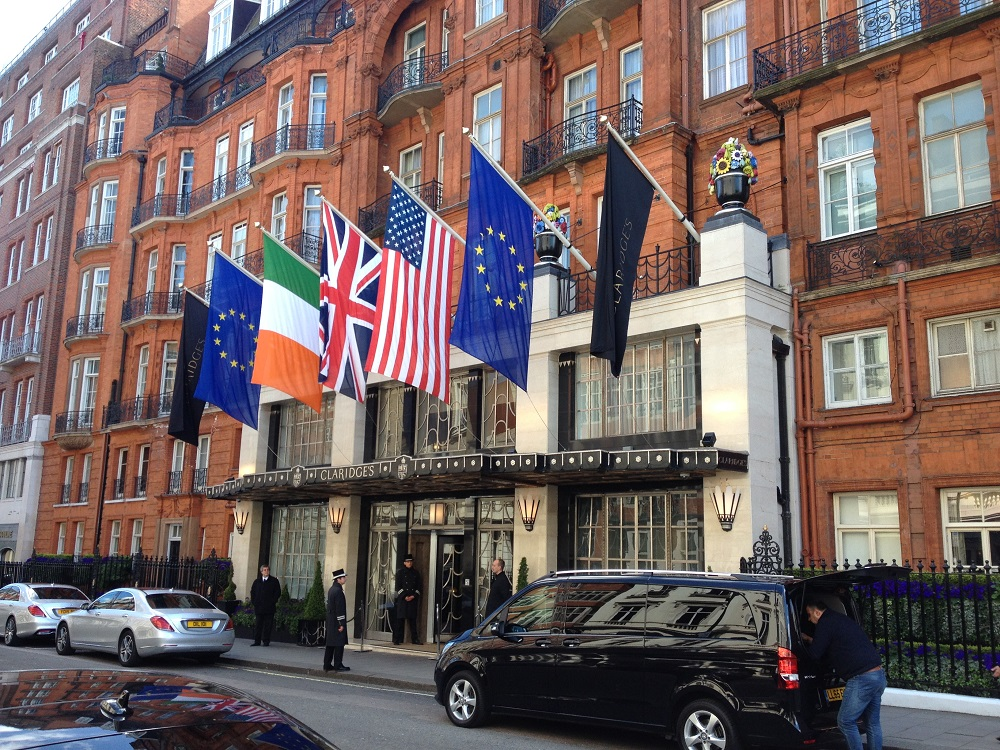 Mayfair Hotel London Uk