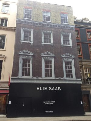 Ellie Saab London Store