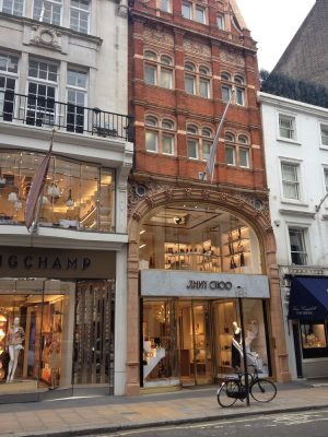 Jimmy Choo London Store