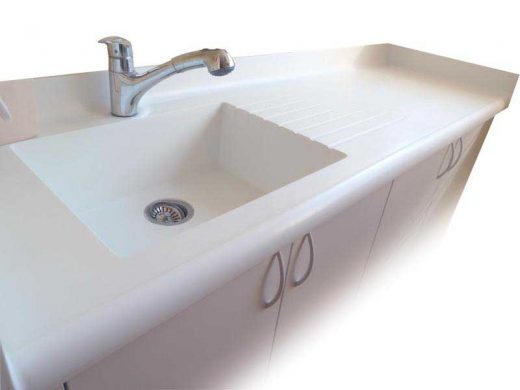 ThermoLine Worktops: DuPont Corian Product