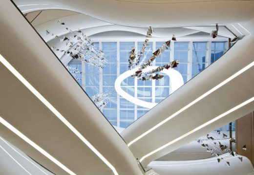 Lefo Mall Shopping Centre: Suzhou retail building design