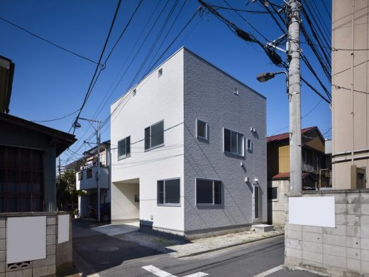 3 Way House - Contemporary Tokyo Residence