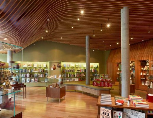 Store at Crystal Bridges Museum of American Art